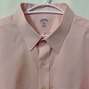 """BROOKS BROTHERS"" Dress Shirt in SIZE 18-6/7"
